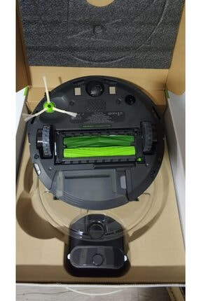 iRobot Roomba I7 Açık Gri Robot Süpürge Outlet - Distribütör Garantili 1