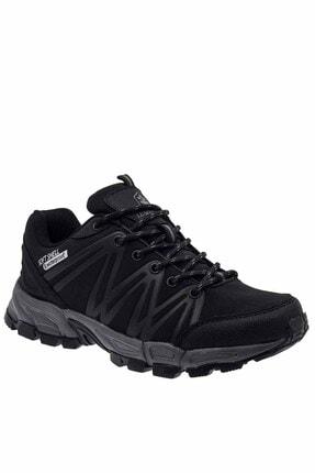 Lumberjack Siyah Erkek Su Geçirmez Outdoor Ayakkabı 0