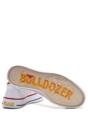 Bulldozer 201353 Beyaz Unısex Ayakkabı 2