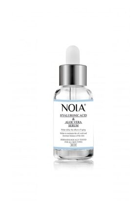 Noia Hyaluronic Acid & Aloe Vera Serum 0