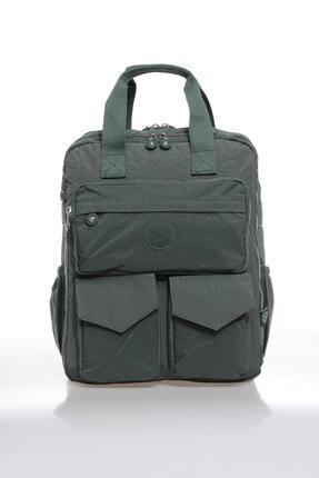 Smart Bags Kadın Haki Sırt Çantası Smbk1175-0005 0