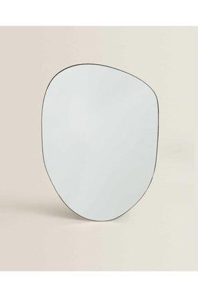 LYN HOME & DECOR Büyük Boy Asimetrik Dekoratif Ayna 1