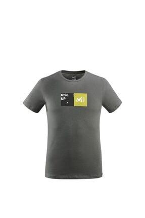 Picture of Erkek Gri T-shirt Mıv8671
