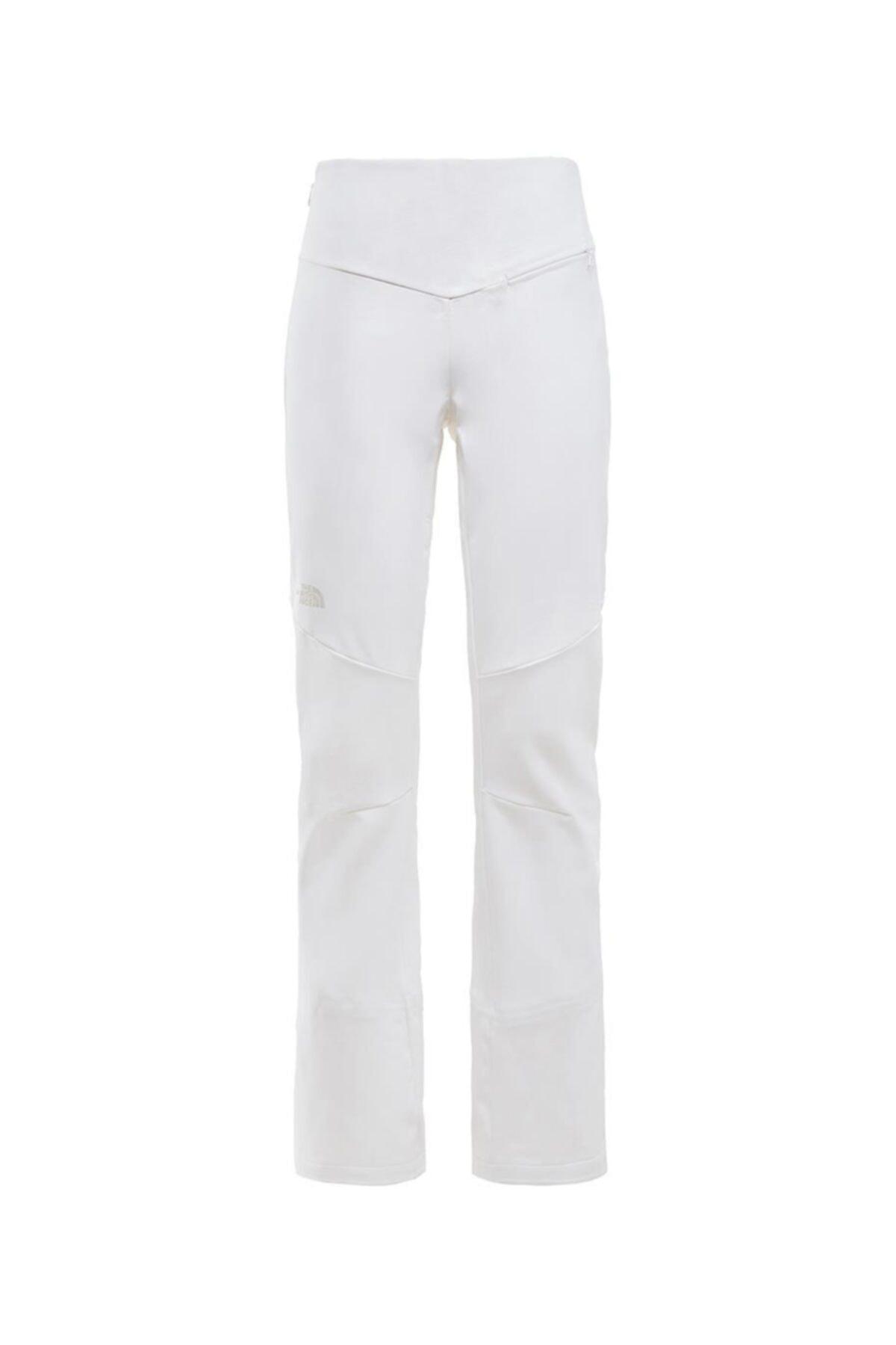 Snoga Kadın Pantolon Beyaz