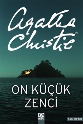 Altın Kitaplar On Küçük Zenci Agatha Christie 0