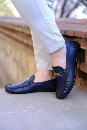 Oksit Hty 921 Kemer Toka Detaylı Erkek Loafer 0