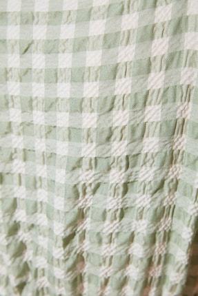 TRENDYOLMİLLA Mint Petite Bağlama Detaylı Bluz TWOSS21BZ1526 1