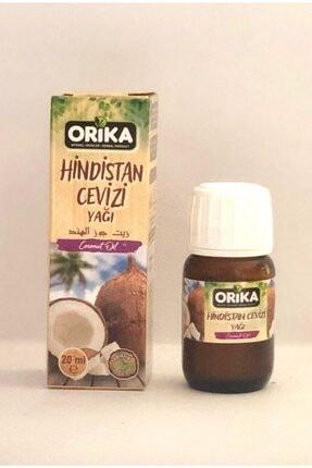 ORİKA Hindistan Cevizi Yağı 20 Ml. Ork 0