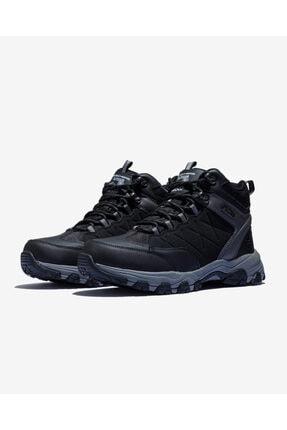 Skechers SELMEN - TELAGO Erkek Siyah Outdoor Ayakkabı 2