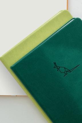 Matt Notebook A5 Antibakteriyel Defter Düz,çizgisiz Pembe 3