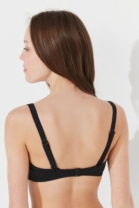 Penti Kadın Siyah Basic Beauty Form Bikini Üstü 3