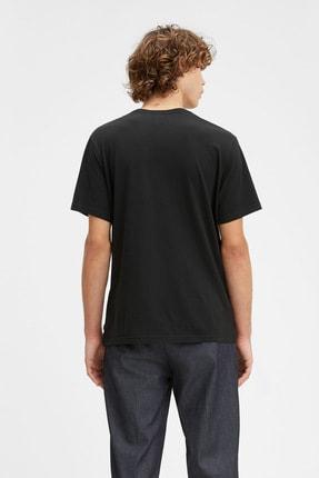 Levi's Erkek Siyah Graphic T-Shirt 69978-0051 1