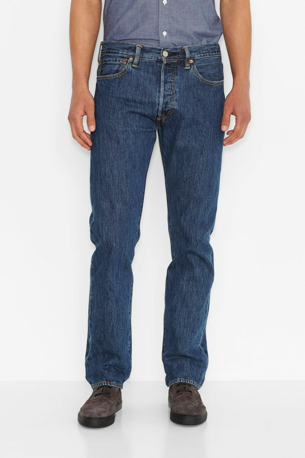 Levıs 501® Original Fit Erkek Kot Pantolon 00501-0114