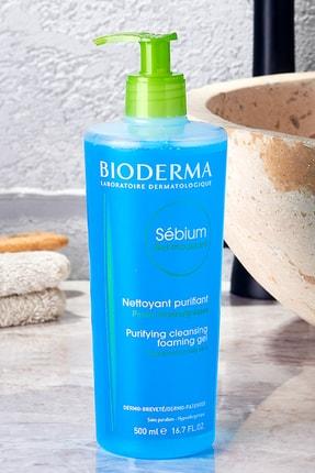 Bioderma Sébium Foaming Gel 500 ml 0