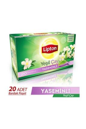 Lipton Berrak Yeşil Çay Yaseminli 20 'li 1