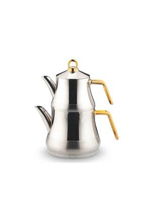 Naz Çaydanlık Gold Çaydanlık Takımı LSN2