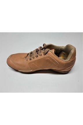 STROLL Kadın Krem Termo Taban Bağcıklı Spor Ayakkabı 1