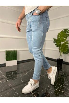 ukdwear Italyan Kesim Tırnaklı Kot Pantolon 0