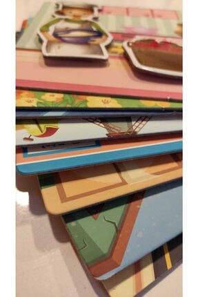 pucon Eğitici Oyuncaklar Cırtlı Hikaye Kartları Kutulu Meslekler Çocuklar Için 2