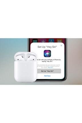 Arenist Super Beyaz Ipone  2. Nesil Bluetooth Kulaklık 1