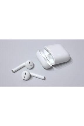 Arenist Super Beyaz Ipone  2. Nesil Bluetooth Kulaklık 4