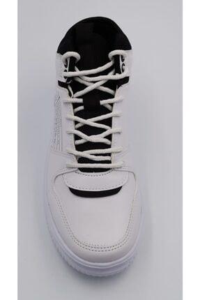 MP Beyaz Siyah Spor Ayakkabı 2