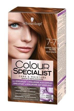 Colour Specialist Sıcak Bakır 7-7 Saç Boyası 0