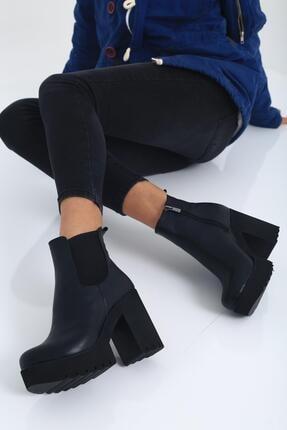 Oksit Florin Yüksek Topuklu Kadın Bot 1