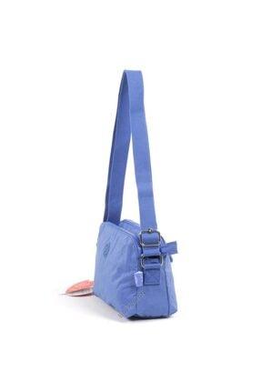 Smart Bags Küçük Boy Postacı Kadın Çantası 3002 Mavi 2