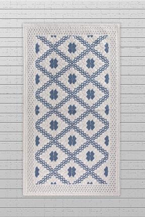 Bluenity Lilyum Doğal Pamuk Kilim 80x140cm 0