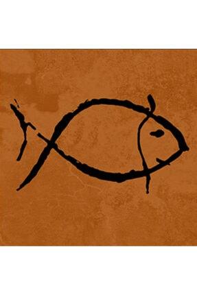 Artistic Frames Turuncu Balık 2