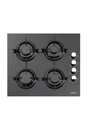 KUMTEL Ko-40 Tshdf Siyah Set Üstü Cam Ocak 0