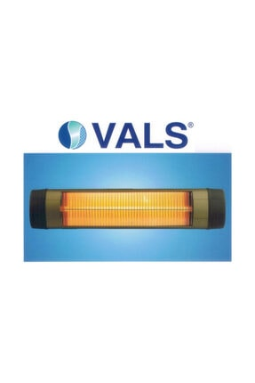 Vals 2600 W Duvar Tipi Infrared Isıtıcı 0