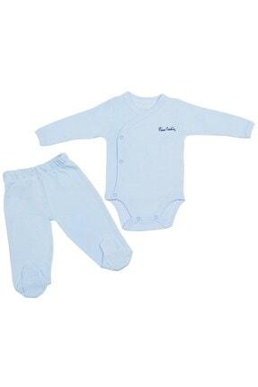 Pierre Cardin Pierre Cardin Kruvoze Bebek Takımı Mavi 0