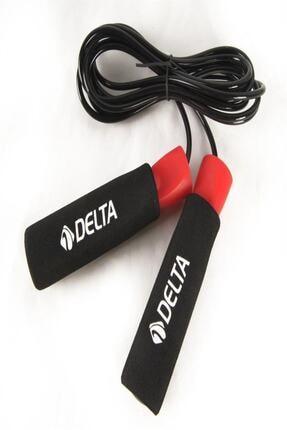 Delta Delta Deluxe Sünger Tutamaçlı Rulmanlı Ayarlanabilir Atlama İpi 0