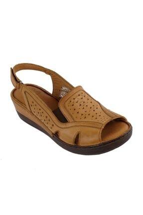 Beety 102 Derı Bayan Sandalet 0