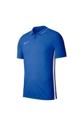 Nike M Nk Dry Acdmy19 Polo Ss Bq1496-463 Erkek Tişört 2