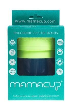MamaCup Yeşil Dökülmeyi Önleyen Atıştırmalık Kap 3