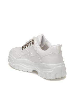 Butigo 20k-289 Beyaz Kadın Sneaker 2