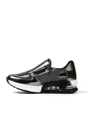 Hammer Jack Platin Kadın Spor Ayakkabı 381 1010-z 3