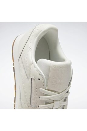 Reebok Eh1664 Classic Leather Kadın Günlük Spor Ayakkabı Beyaz 3