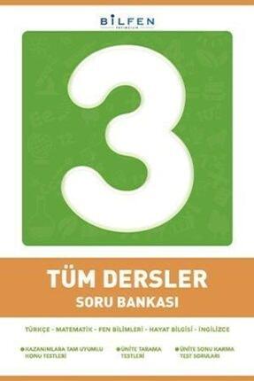 Bilfen Yayınları 2021 3. Sınıf Tüm Dersler Soru Bankası 0