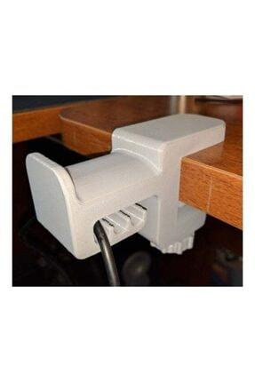 AldımGeldi Kulaklık Tutucu Standı Headset Stand Sıkıştırmalı Ayarlamalı 1