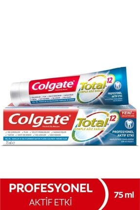 Colgate Total Profesyonel Aktif Etki Diş Macunu 75 Ml 0