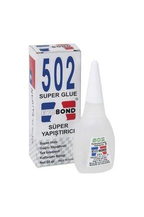 EvoBond 502 Güçlü Yapıştırıcı 20gr 0