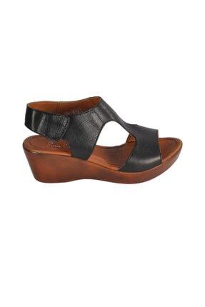 Pierre Cardin Kadın Sandalet Pc-2679 Siyah 1