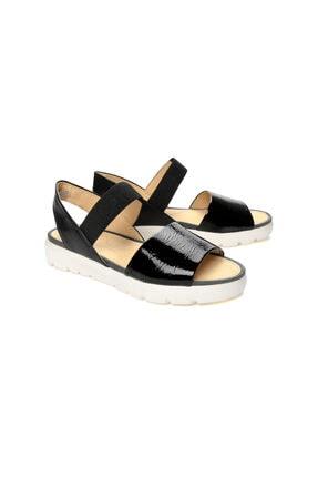 Geox Siyah Kadın Sandalet 1