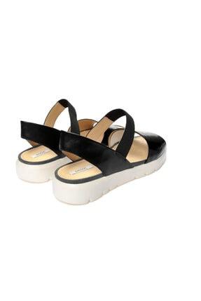 Geox Siyah Kadın Sandalet 3