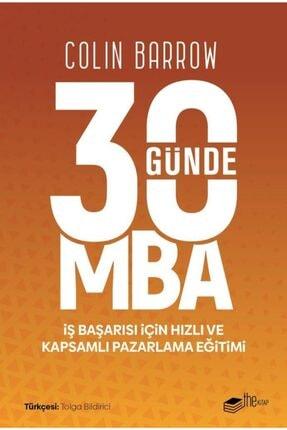The Kitap 30 Günde Mba 1