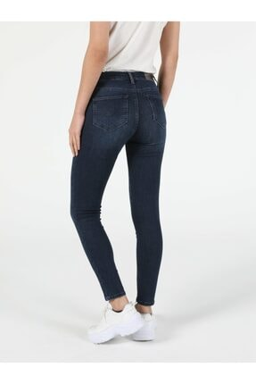 Colin's Mavi Koyu Mavi Kadın Pantolon .CL1053657_Q1.V1_DN08527 1